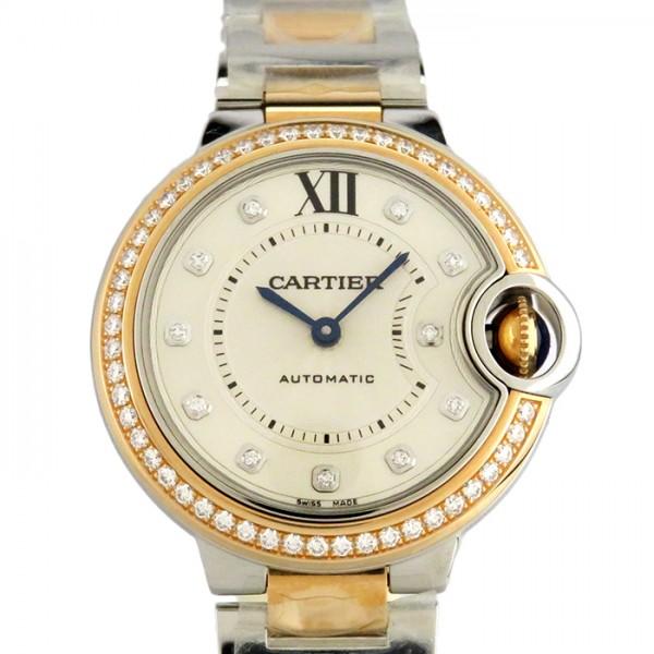 『1年保証』 カルティエ Cartier レディース バロンブルー 腕時計 WE902077 シルバー文字盤 新品 シルバー文字盤 腕時計 レディース, SEA FACE:4d21bdd6 --- ltcpackage.online