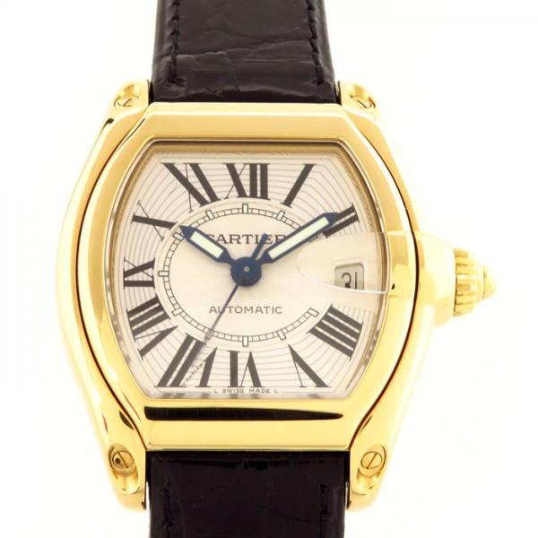 【当店一番人気】 カルティエ Cartier ロードスター LM W62005V2 シルバー文字盤  腕時計 メンズ, スキー用品通販 WEBSPORTS ec772a5a