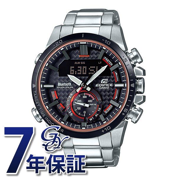 カシオ CASIO エディフィス スマートフォンリンク ECB-800 Series ECB-800DB-1AJF ブラック文字盤 メンズ 腕時計 【新品】