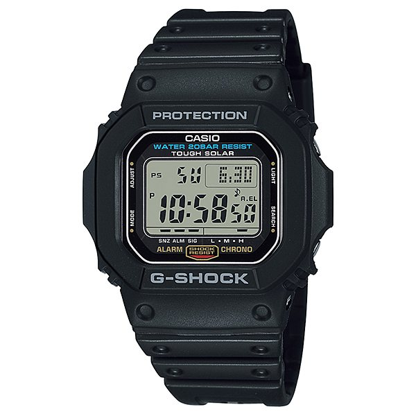 カシオ CASIO Gショック ORIGIN G-5600E-1JF グレー文字盤 メンズ 腕時計 【新品】