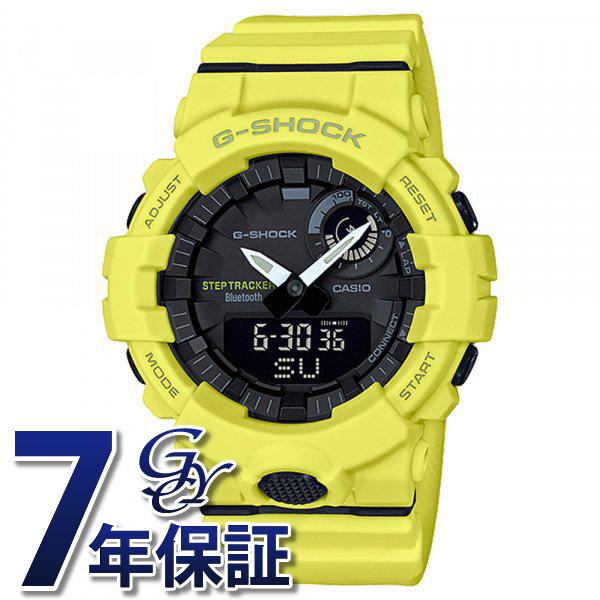 カシオ CASIO Gショック GBA-800 SERIES GBA-800-9AJF ブラック文字盤 メンズ 腕時計 【新品】