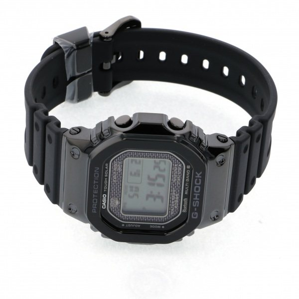 カシオ CASIO ジーショック GMW-B5000G-1JF ブラック文字盤 メンズ 腕時計 【新品】