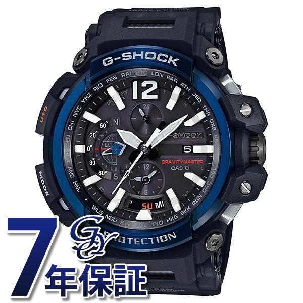 カシオ CASIO Gショック GRAVITYMASTER GPW-2000-1A2JF ブラック文字盤 メンズ 腕時計 【新品】