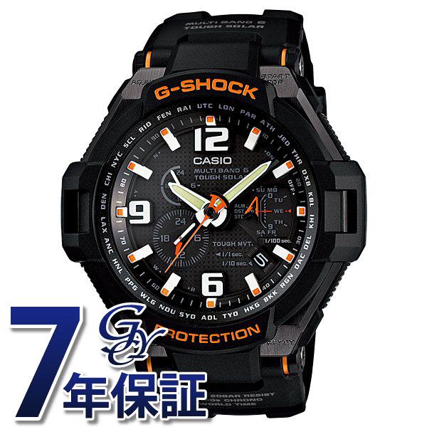 カシオ CASIO Gショック GRAVITYMASTER GW-4000-1AJF ブラック文字盤 メンズ 腕時計 【新品】