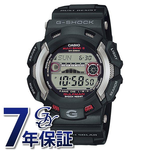カシオ CASIO Gショック GULFMAN GW-9110-1JF グレー文字盤 メンズ 腕時計 【新品】