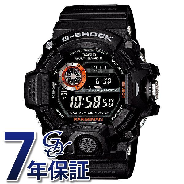 カシオ CASIO Gショック RANGEMAN GW-9400BJ-1JF ブラック文字盤 メンズ 腕時計 【新品】