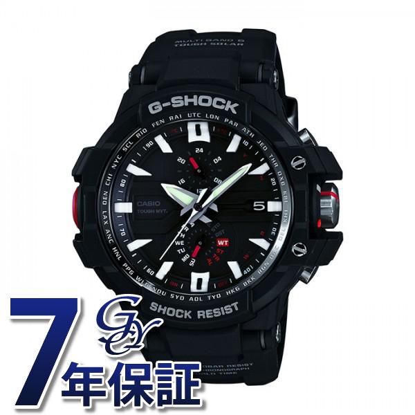 カシオ CASIO Gショック スカイコックピット グラビティマスター 【正規品】 GW-A1000-1AJF ブラック文字盤 メンズ 腕時計 【新品】