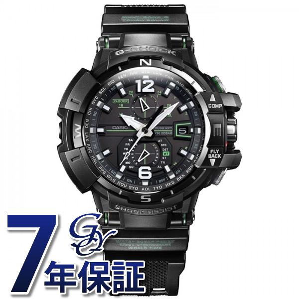 カシオ CASIO ジーショック スカイコックピット グラビティマスター 【正規品】 GW-A1100-1A3JF ブラック文字盤 メンズ 腕時計 【新品】