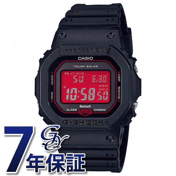 カシオ CASIO Gショック SPECIAL COLOR GW-B5600AR-1JF レッド文字盤 メンズ 腕時計 【新品】