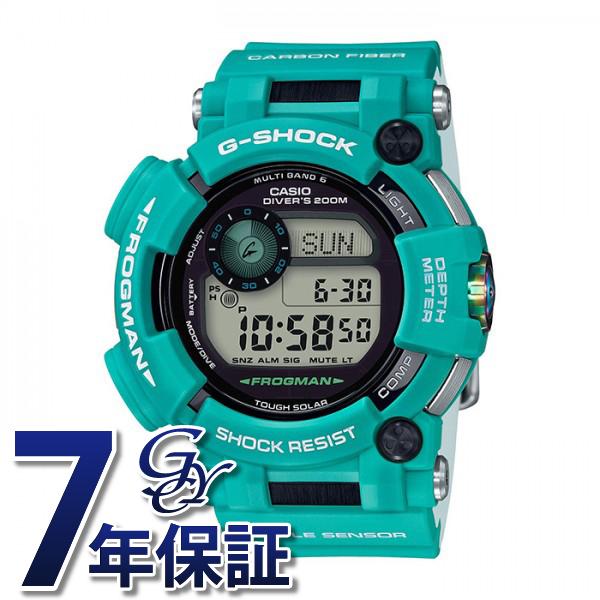 カシオ CASIO ジーショック マスターオブG フロッグマン 【正規品】 GWF-D1000MB-3JF グレー文字盤 メンズ 腕時計 【新品】