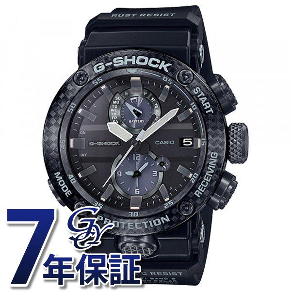 カシオ CASIO Gショック GRAVITYMASTER GWR-B1000-1AJF ブラック文字盤 メンズ 腕時計 【新品】