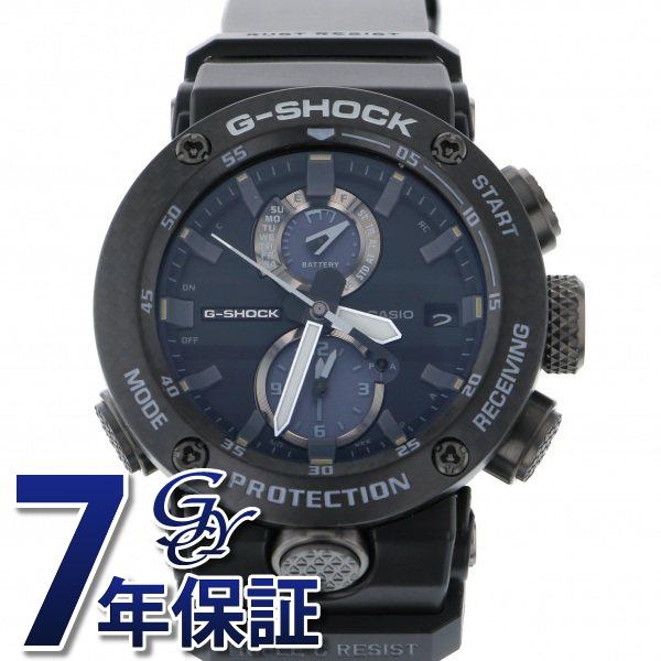 カシオ CASIO Gショック GRAVITYMASTER(グラビティマスター) GWR-B1000-1AJF ブラック文字盤 メンズ 腕時計 【新品】