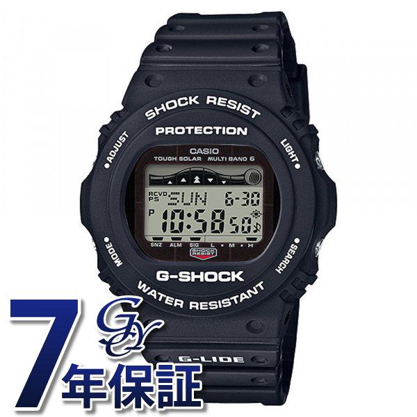カシオ CASIO Gショック G-LIDE GWX-5700CS-1JF ブラック文字盤 メンズ 腕時計 【新品】