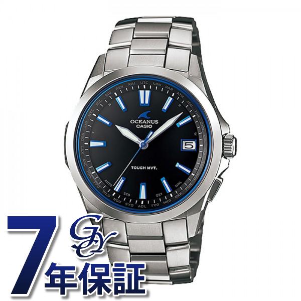 カシオ CASIO オシアナス OCW-S100-1AJF ブラック文字盤 メンズ 腕時計 【新品】