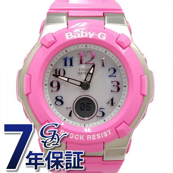 カシオ CASIO ジーショック Baby-G「Tripper(トリッパー)」 BGA-1100GR-4BJF ホワイト文字盤 レディース 腕時計 【新品】