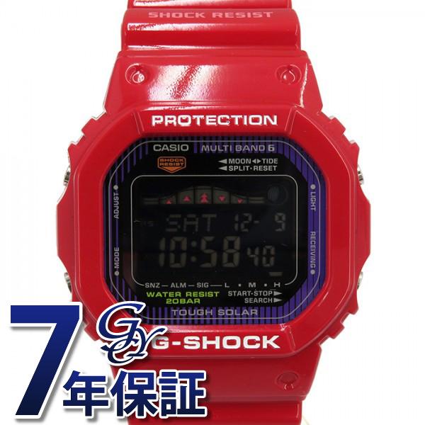 カシオ CASIO ジーショック G-SHOCK「G-LIDE(G-ライド)」 GWX-5600C-4JF GWX-5600C-4JF グレー文字盤 メンズ 腕時計 【新品】