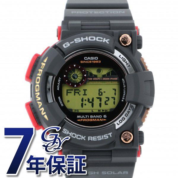 カシオ CASIO Gショック フロッグマン 35周年記念限定モデル MAGMA OCEAN GWF-1035F-1JR ブラック文字盤 メンズ 腕時計 【新品】