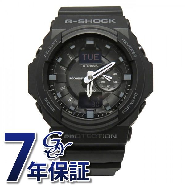 【期間限定ポイント5倍 5/5~5/31】 カシオ CASIO Gショック G-SHOCK【正規品】 GA-150-1AJF ブラック文字盤 メンズ 腕時計 【新品】