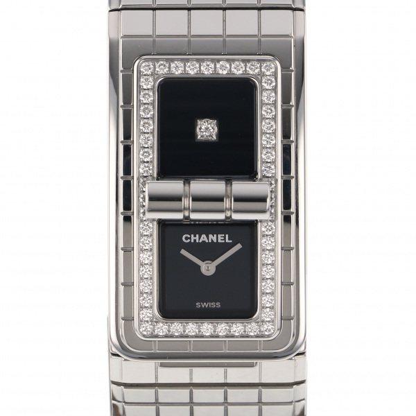 シャネル CHANEL その他 コード ココ H5145 ブラック文字盤 レディース 腕時計 【新品】