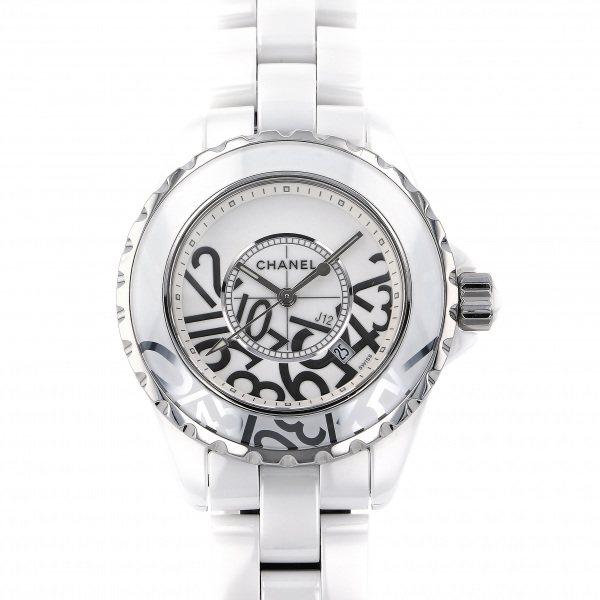 【良好品】 シャネル 腕時計 CHANEL シャネル J12 J12 グラフィティ 世界限定1200本 H5239 ホワイト文字盤 腕時計 レディース, Blue Dragon:d2387dcd --- baecker-innung-westfalen-sued.de