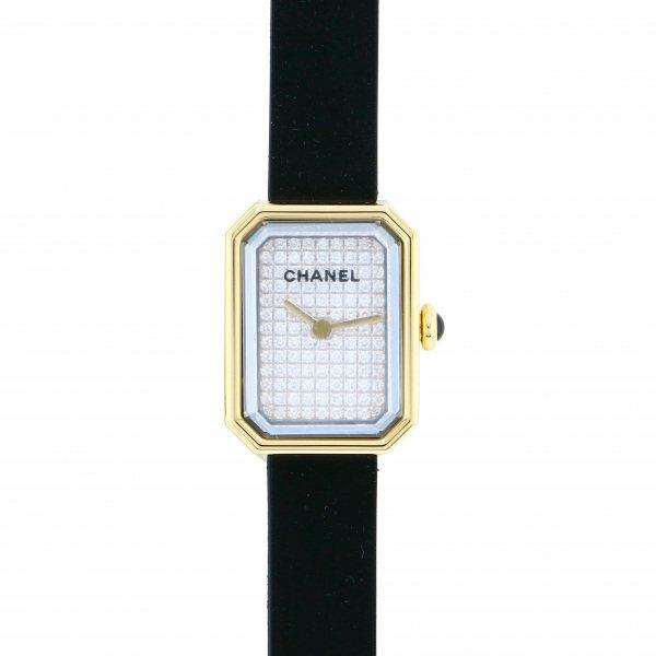 シャネル CHANEL プルミエール ヴェルヴェット H6126 全面ダイヤ文字盤 レディース 腕時計 【新品】