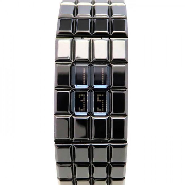 【期間限定ポイント5倍 5/5~5/31】 シャネル CHANEL その他 ショコラ H1003 ブラック文字盤 レディース 腕時計 【中古】