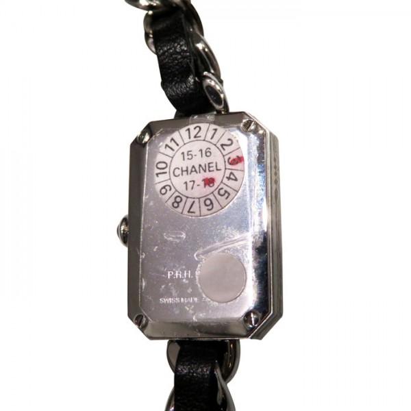 シャネル CHANEL プルミエール ロック H3749 ブラック文字盤 レディース 腕時計 【新品】