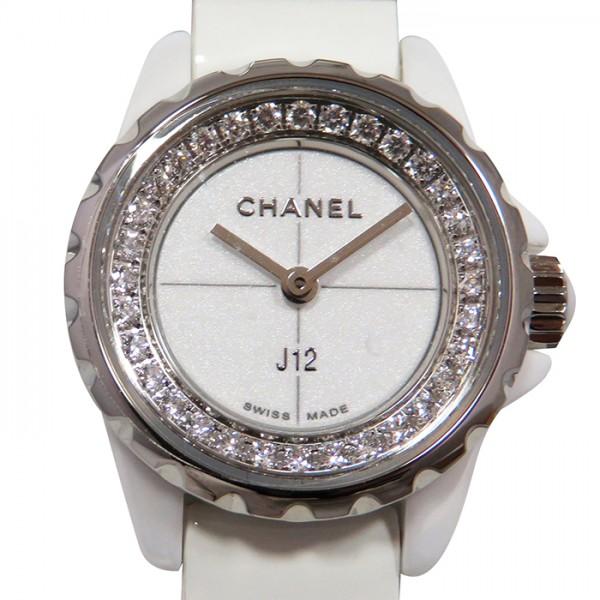 シャネル CHANEL J12 J12 H4664 ホワイト文字盤 レディース 腕時計 レディース 腕時計【新品】, フジノネットショップ:5475c2e5 --- jpsauveniere.be