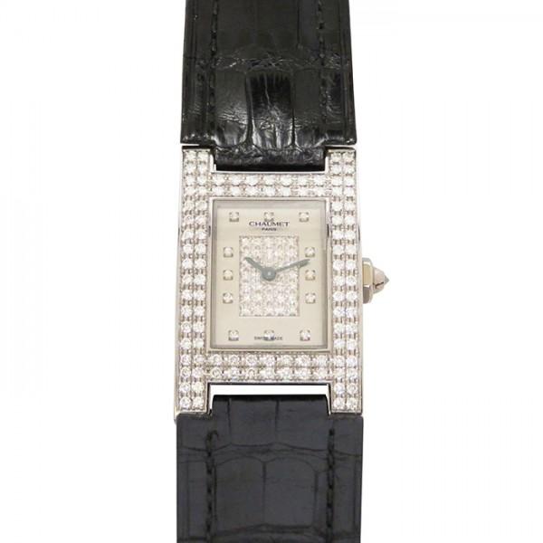 ショーメ CHAUMET その他 スティルドゥショーメ - ホワイト文字盤 レディース 腕時計 【中古】