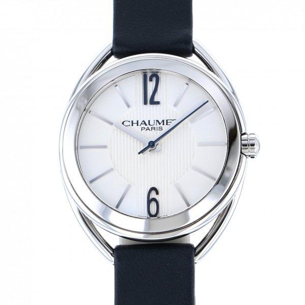ショーメ CHAUMET その他 リアン W23210-01A ホワイト文字盤 レディース 腕時計 【中古】