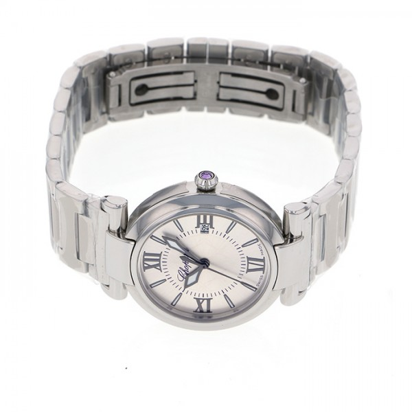 the best attitude b935b 135b7 ショパール CHOPARD その他 インペリアーレ 28MM ウォッチ 388541-3002 シルバー文字盤 レディース 腕時計 ...