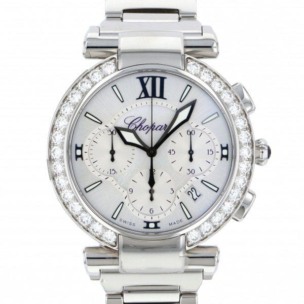 quality design 9846b 2934b ショパール CHOPARD その他 インペリアーレ クロノグラフ 388549-3004 ホワイト文字盤 レディース 腕時計 ...