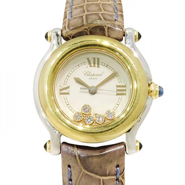 ショパール CHOPARD その他 ハッピースポーツ 27/8246-23 ホワイト文字盤 レディース 腕時計 【新品】