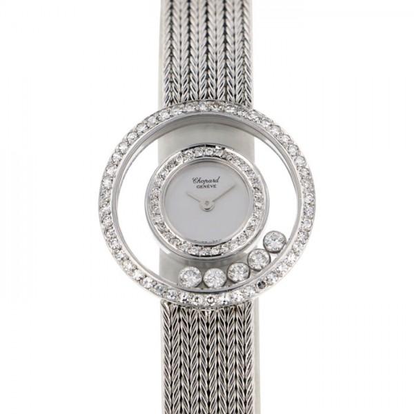 ショパール CHOPARD その他 ハッピーダイヤモンド 20/4355 シルバー文字盤 レディース 腕時計 【中古】