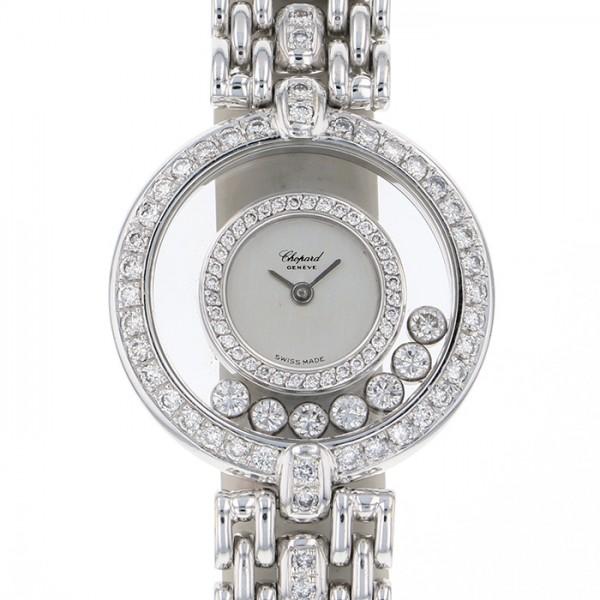 ショパール CHOPARD その他 ハッピーダイヤモンド 260308 シルバー文字盤 レディース 腕時計 【中古】