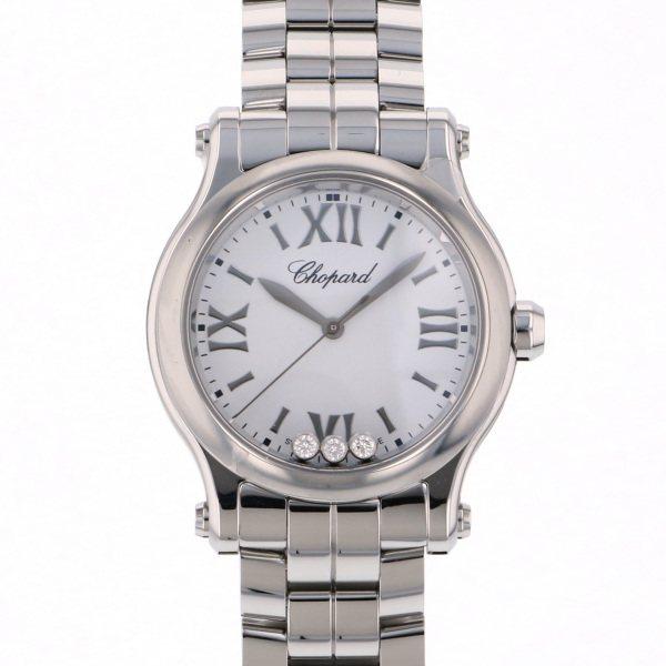 ショパール CHOPARD その他 ハッピースポーツ 278590-3002 ホワイト文字盤 レディース 腕時計 【新品】