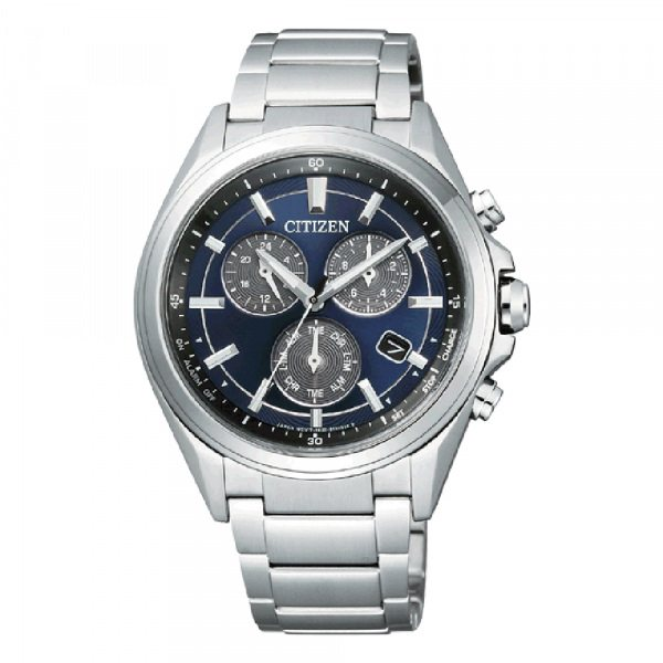 シチズン CITIZEN アテッサ BL5530-57L ブルー文字盤 メンズ 腕時計 【新品】