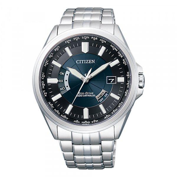 シチズン CITIZEN その他 コレクション CB0011-69L ブルー文字盤 メンズ 腕時計 【新品】