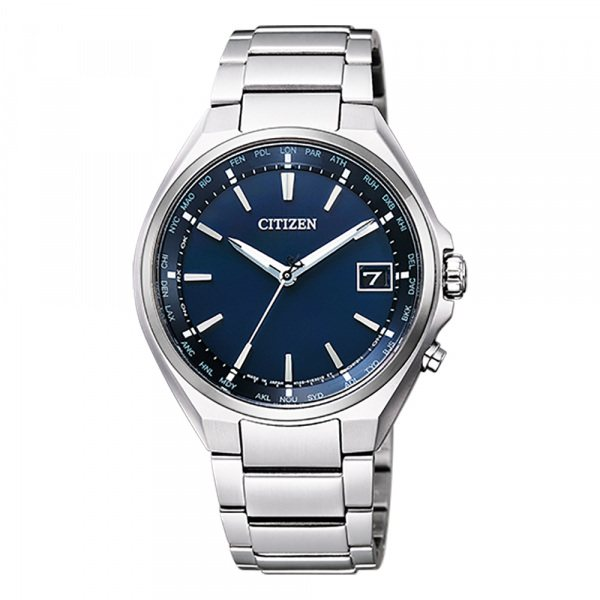 シチズン CITIZEN アテッサ CB1120-50L ブルー文字盤 メンズ 腕時計 【新品】