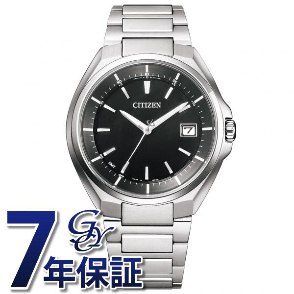 シチズン CITIZEN アテッサ CB3010-57E ブラック文字盤 メンズ 腕時計 【新品】