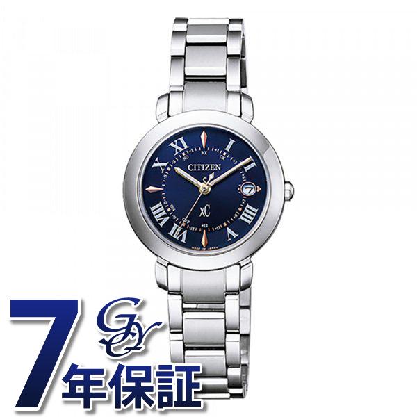 シチズン CITIZEN クロスシー ES9440-51L ブルー文字盤 レディース 腕時計 【新品】