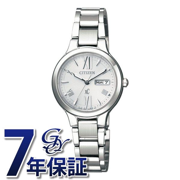 シチズン CITIZEN クロスシー EW3220-54A シルバー文字盤 レディース 腕時計 【新品】