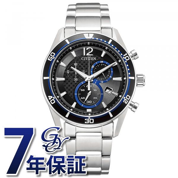 シチズン CITIZEN その他 シチズンコレクション VO10-6741F ブラック文字盤 メンズ 腕時計 【新品】