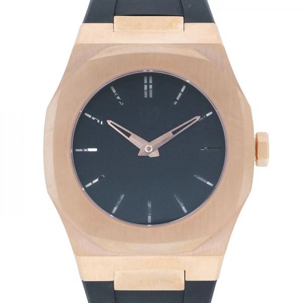 ディーワンミラノ D1 MILANO その他 メカニカル A-MC04 ブラック文字盤 メンズ 腕時計 【新品】