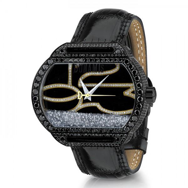 デュナミス DUNAMIS スパルタン SP-B10 ブラック文字盤 腕時計 【新品】
