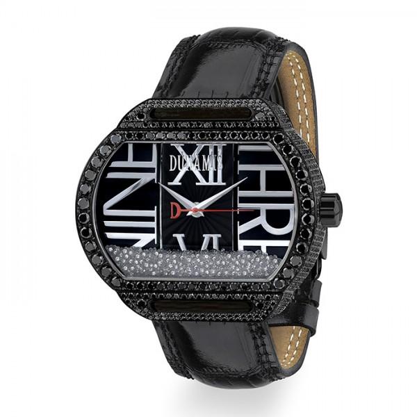 デュナミス DUNAMIS スパルタン SP-B32 ブラック文字盤 メンズ 腕時計 【新品】