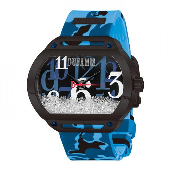 デュナミス DUNAMIS スパルタン SP-CBBL1 ブラック文字盤 メンズ 腕時計 【新品】