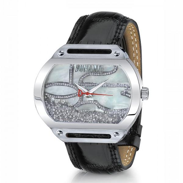 デュナミス DUNAMIS スパルタン SP-S1 ホワイト文字盤 メンズ 腕時計 【新品】