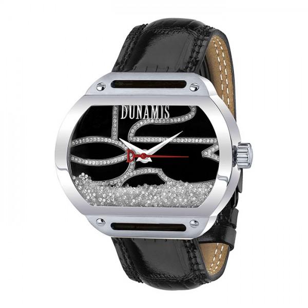 デュナミス DUNAMIS スパルタン SP-S32 ブラック文字盤 メンズ 腕時計 【新品】