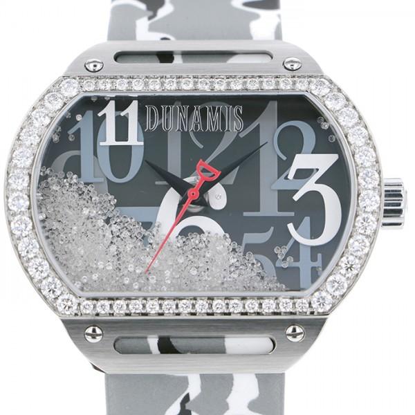 デュナミス DUNAMIS スパルタン SP-CSW2 ブラック文字盤 メンズ 腕時計 【新品】